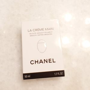 Chanel -- La Creme Main (Hand Cream)